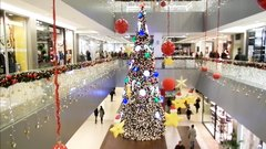 Christmas_tree_14 - free HD stock video